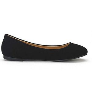 Shoes - walking flats - Black